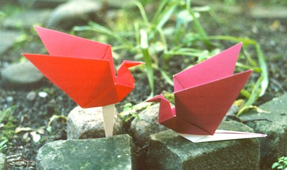 Журавлик (изображение)